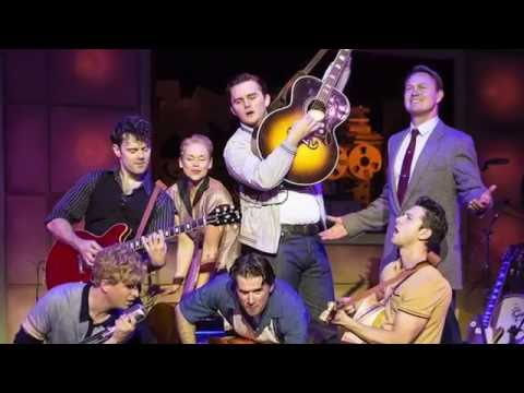 Inside the recording studio with Million Dollar Quartet