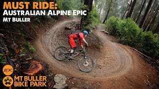 Must Ride: Australian Alpine Epic Trail, Mt Buller