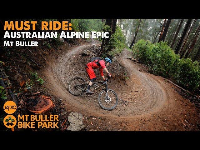 Must Ride The Australian Alpine Epic Trail Mt Buller Mountain