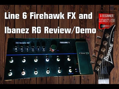 Honest Review - Firehawk FX with an Ibanez RG421 - mid-priced options