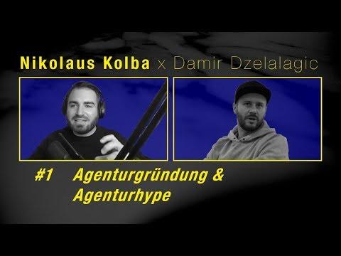 Über Agenturgründung Und Den Agenturhype | Im Gespräch Mit Nikolaus Kolba