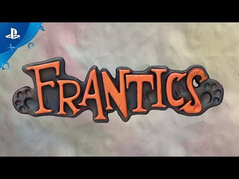 Playlink - Frantics: Game Intro | PS4