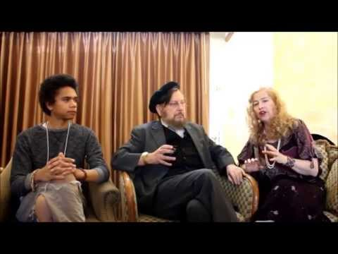 The Academy for Future Science Drs. J.J. & Desiree Hurtak Interview pt. 3