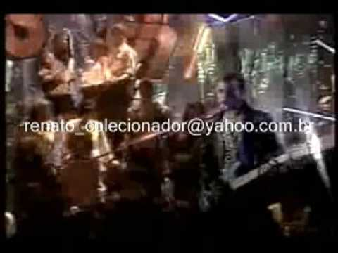 Joe Euthanásia - Febre Tropical 1985 Apresentação na Tv Manchete Rarissimo