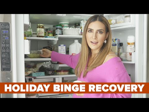 7 Tips To Recover From Your Holiday Binge