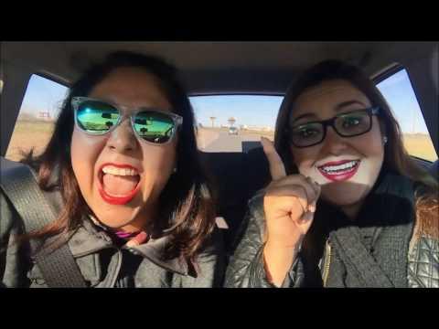 Karpool Karaoke inspired Laredo version MX... My Crazy Life