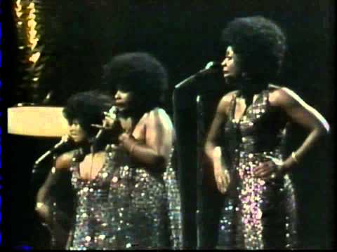 Barry White & Love Unlimited live in Mexico City 1976 - Part 7 - I Belong to You