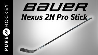 Bauer Nexus 2N Pro Hockey Stick | Product Review