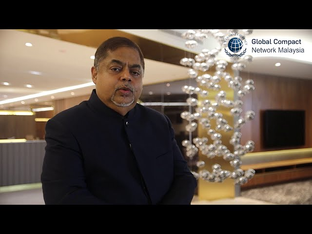 GCMY CEO Wisdom Series Featuring Datuk Seri Vijay Eswaran, Executive Chairman of QI Group