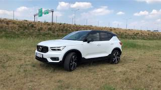 Volvo XC40 D4 R Design test PL Pertyn Ględzi
