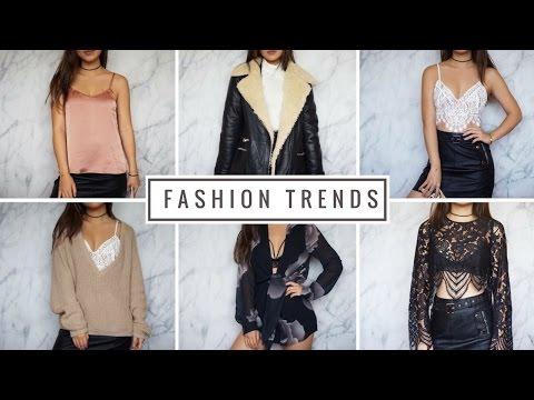 Fall Fashion Haul ♥ NA-KD, For Love and Lemons, etc ♥