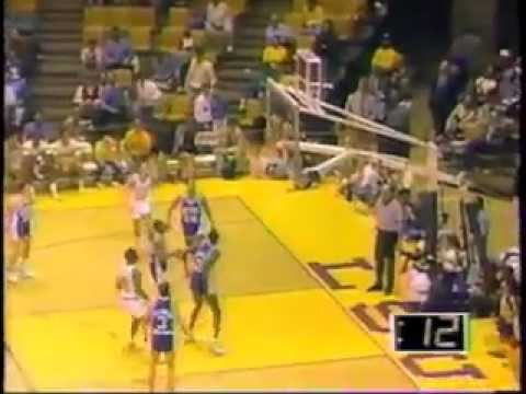 Rex Chapman | Kentucky Highlights | 1986-88