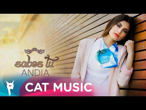 ANDIA - Sabes tu (Lyric Video)