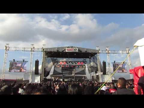 @Knotfest Mexico - The Dillinger Escape Plan |Metal Corrosivo