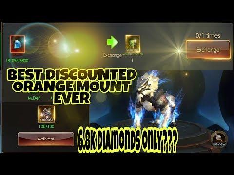 6.8k ORANGE MOUNT ACTIVATION..- Legacy Of Discord