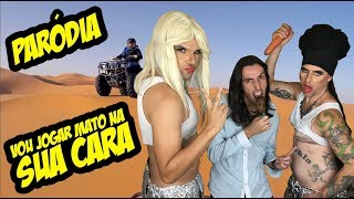 MATO NA SUA CARA PARODIA VEGANA o Major Lazer feat. Anitta & Pabllo Vittar - Official ...