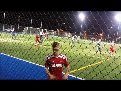 Soccer Collegial 2016 Lionel Groulx 0-1 Vanier