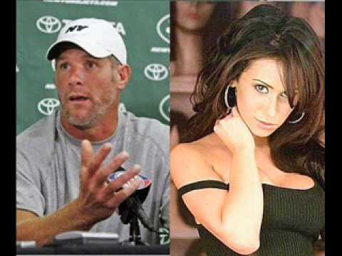 Bret favre sex scandal