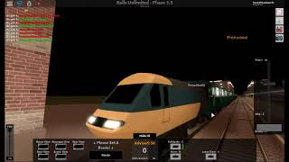 [Rails Unlimited]-ROBLOX , Utilizzo UK :britishRail 125: Treno [BREAK]