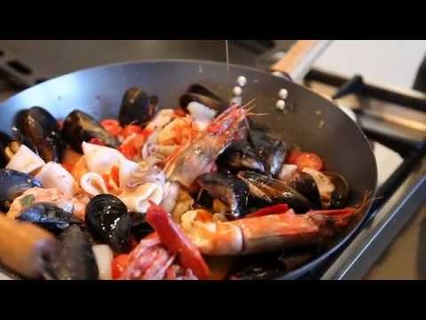 Chef Claudio Uccello  - Episode 1 - Seafood Soup