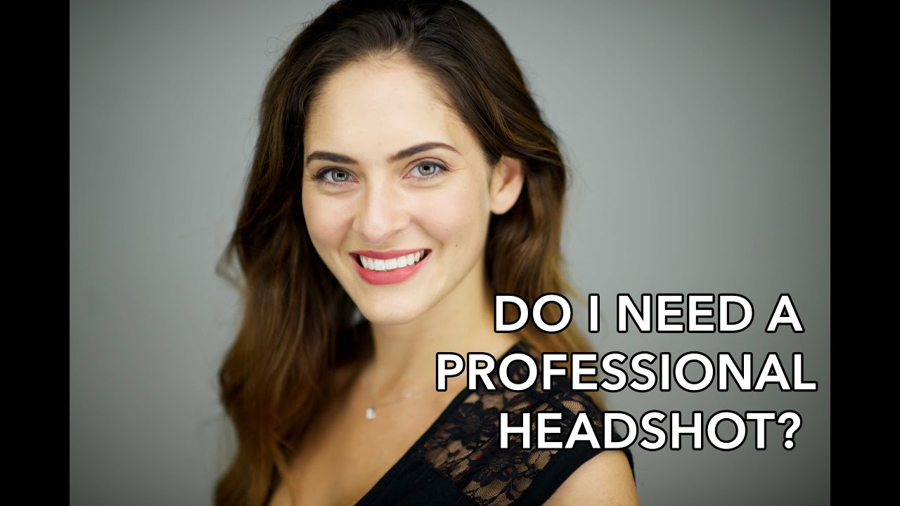 WHY DO I NEED A PROFESSIONAL HEADSHOT? | Headshots NYC