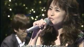松田聖子 呉田軽穂(ユーミン)メドレー(2001)
