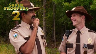 "SUPER TROOPERS 2 I ""Nightmare"" TV Commercial 