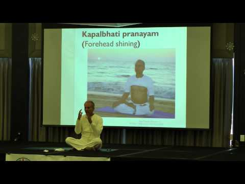 2015 02 15  YTR 6  Yoga Therapy for Heart Health  Pranayama