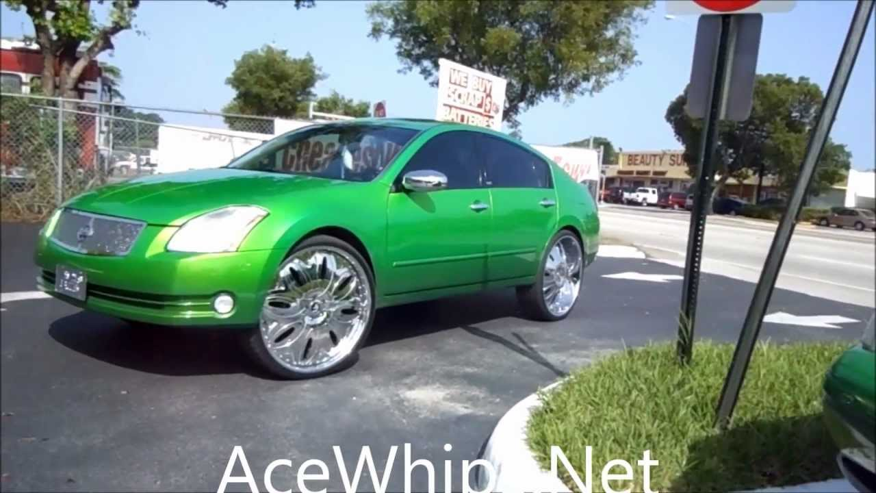 Acewhipsnet- His N Hers Slime Green Maxima On 26 -5733