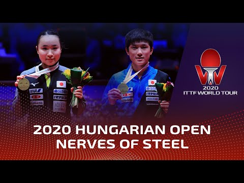 HIGHLIGHTS from Day 4   2020 ITTF World Tour Hungarian Open