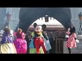 Magic Kingdom Castle Welcome Show