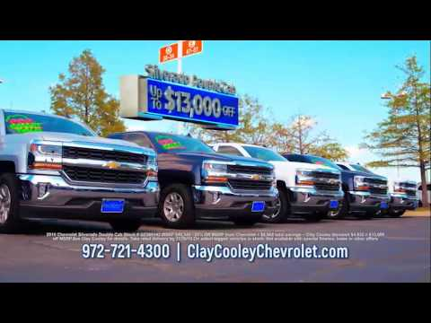 Clay Cooley Chevy >> Clay Cooley Chevrolet