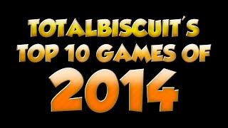 Top 10 Games of 2014
