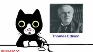 Thomas Edison Hates Cats