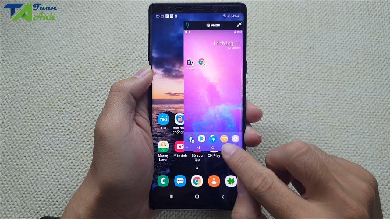 Cách cài một cái máy ảo Android trên điện thoại