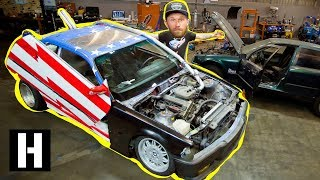 Sh*tcar V2 Gets a Facelift, Weight Reduction, And Reviewed by HHIC