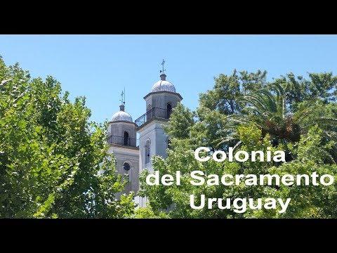 Colonia, Uruguay visiting - Colonia del Sacramento Unesco World Heritage Site.
