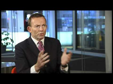 Don't trust Tony Abbott on climate change