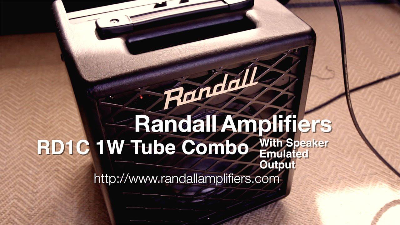 Randall RG80 vs RG80