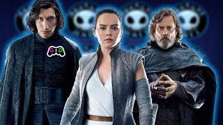 Stop using GamerGate to defend against bad STAR WARS movies