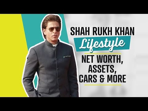 Shah Rukh Khan lifestyle: Net worth, assets, cars and more | Pinkvilla | Bollywood