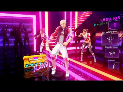 Dance Central 3: The Humpty Dance  100% Gold*