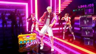 dance central 3 the humpty dance 100 gold