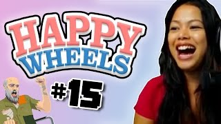 No Cuss Words Challenge | Happy Wheels #15