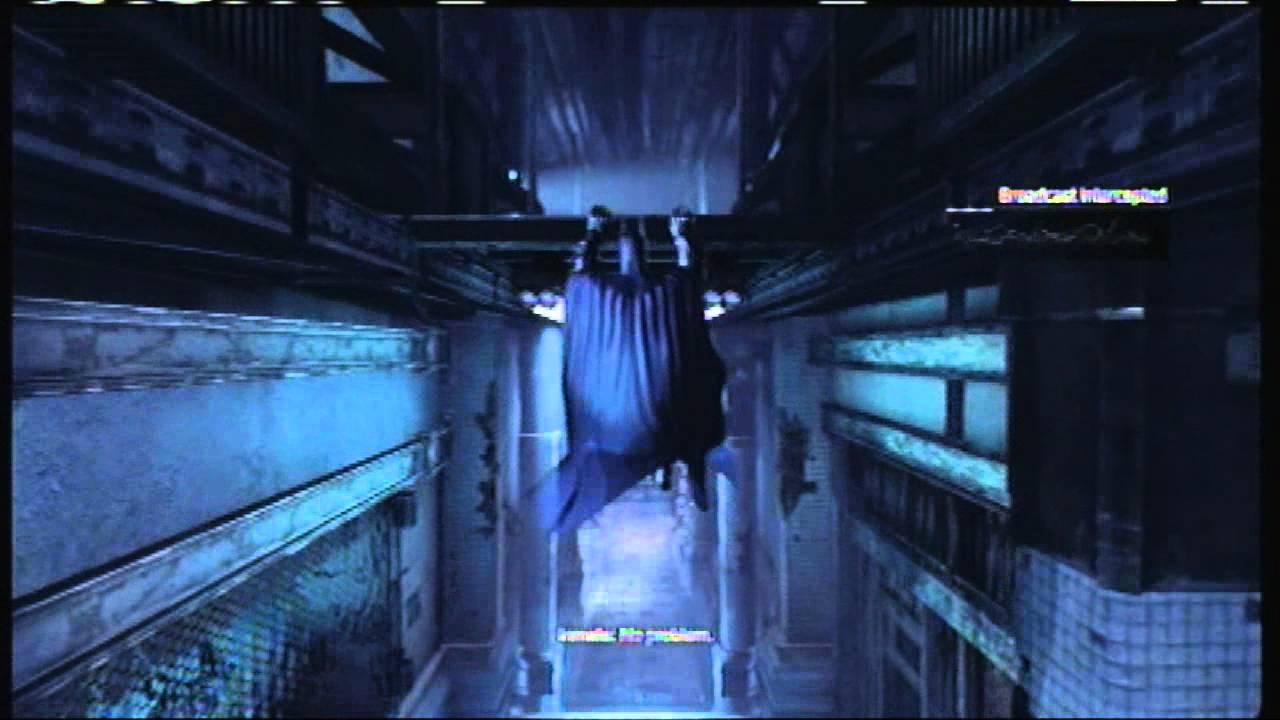 Batman Arkham City Gcpd Building Walkthrough