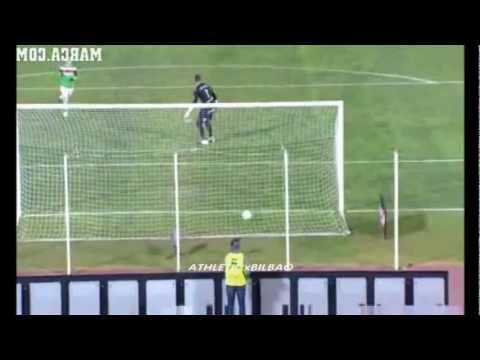 Grave Error de Calatayud ( Mallorca Vs Athletic Bilbao ) Increible Amazing Portero Goalkeeper 2012