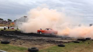 MADSAM crazy XY GT Falcon Burnout