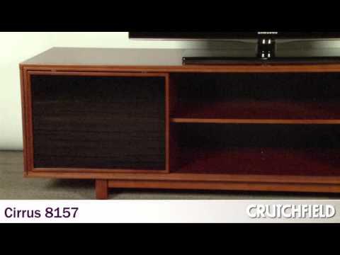 BDI Cirrus Series Of Audio Video Furniture | Crutchfield Video