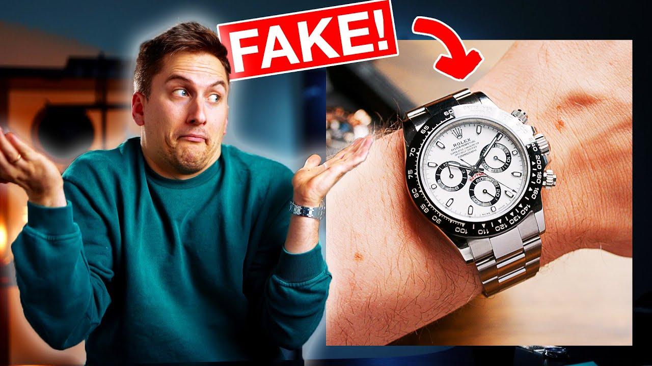 Download Mal ganz Ehrlich: Sind Rolex Super-Clones ihr Geld wert?   Q&A