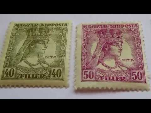 Magyar Investment Postage Stamps